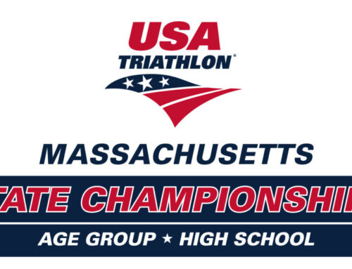 Hyannis Triathlon named 2021 Massachusetts Age Group — plus High School — State Championships.