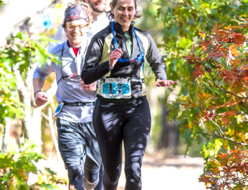 Inside the new Gut Check Adventure race.